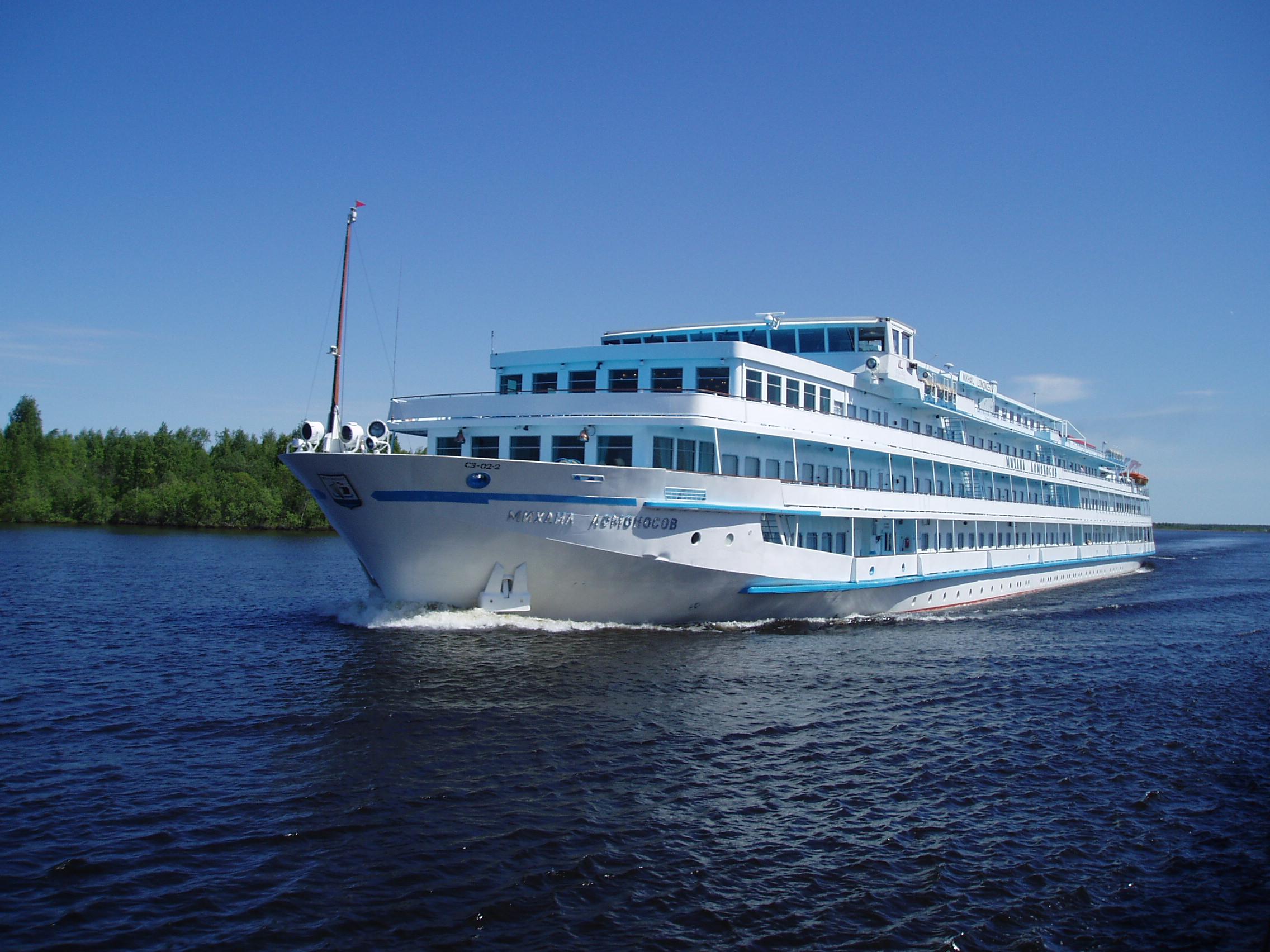 речной флот россии фото бетонного